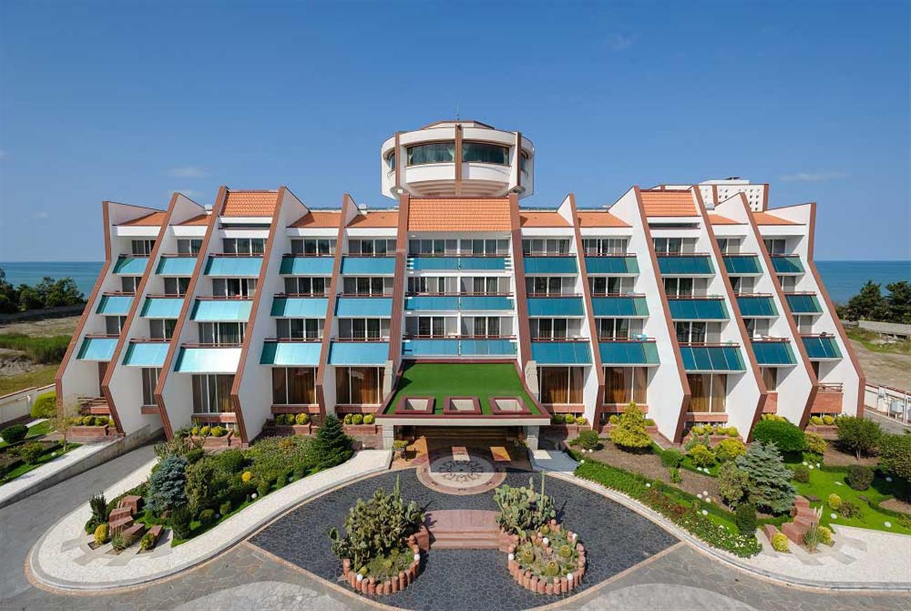 هتل نارنجستان ایزدشهر